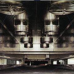 Tunnel e armadi di surgelazione a gas criogenico